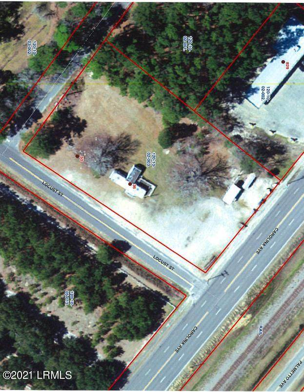 36 E Carolina Avenue, Varnville, SC 29944 (MLS #169958) :: Coastal Realty Group