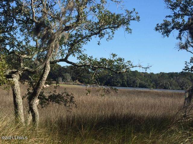 28 Pleaseant Place Drive, Beaufort, SC 29907 (MLS #170066) :: Coastal Realty Group