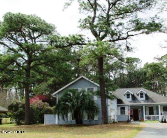 11 Mulrain Way, Bluffton, SC 29910 (MLS #170568) :: Coastal Realty Group