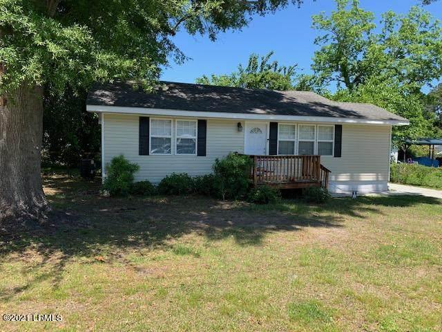 2803 Second Street, Beaufort, SC 29902 (MLS #171185) :: RE/MAX Island Realty