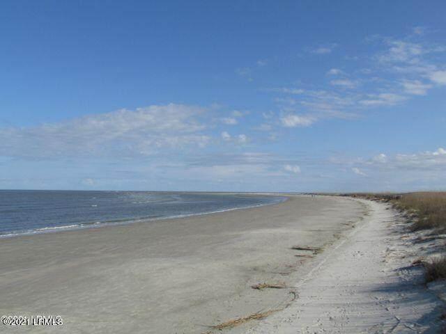 170 Harbor Drive N, Harbor Island, SC 29920 (MLS #171466) :: Shae Chambers Helms | Keller Williams Realty