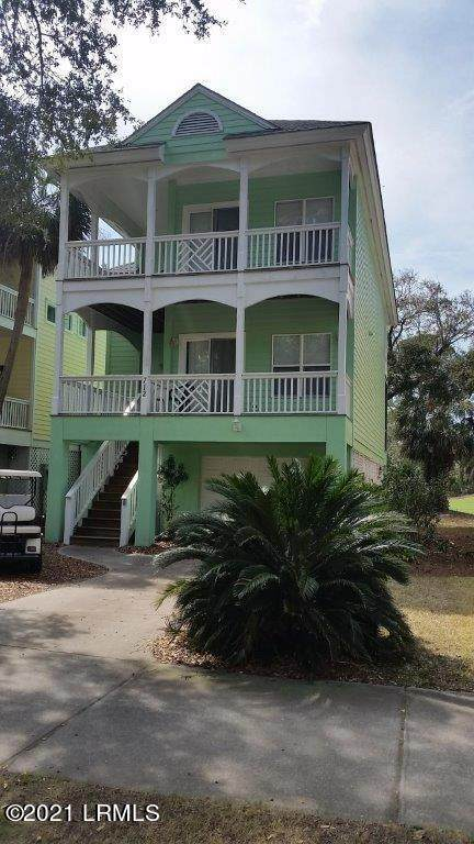 712 Bonito Drive, Fripp Island, SC 29920 (MLS #171585) :: Coastal Realty Group