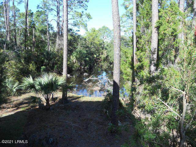 23 Lakeview Lane, Harbor Island, SC 29920 (MLS #171728) :: RE/MAX Island Realty