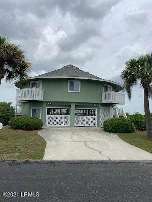 166 N Harbor Drive N, Harbor Island, SC 29920 (MLS #171731) :: RE/MAX Island Realty