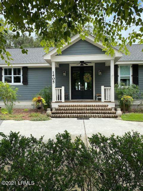 1405 Laudonniere Street, Beaufort, SC 29902 (MLS #172037) :: RE/MAX Island Realty