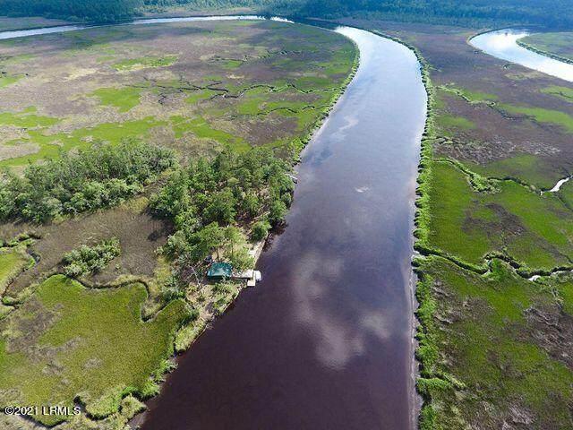 0 Monkey Island, Green Pond, SC 29446 (MLS #172609) :: Coastal Realty Group