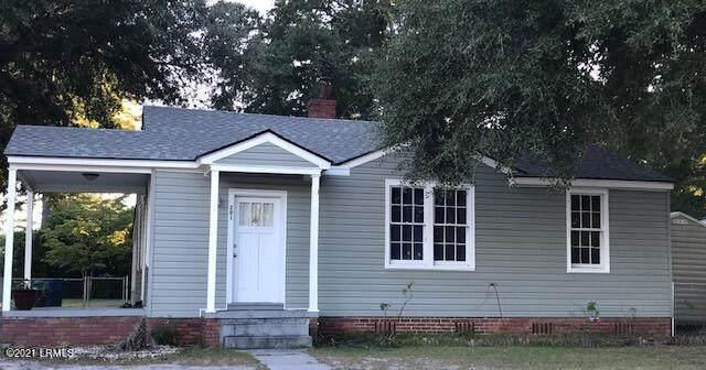 201 Pine Street, Hampton, SC 29924 (MLS #172870) :: Coastal Realty Group