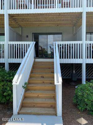3 Cedar Reef Drive E102, Harbor Island, SC 29920 (MLS #172926) :: Dufrene Realty Advisors