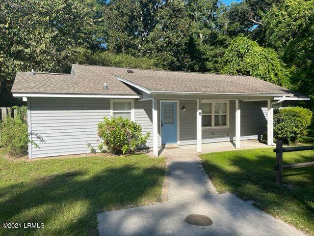 11 Presnell Circle, Beaufort, SC 29902 (MLS #173299) :: Coastal Realty Group