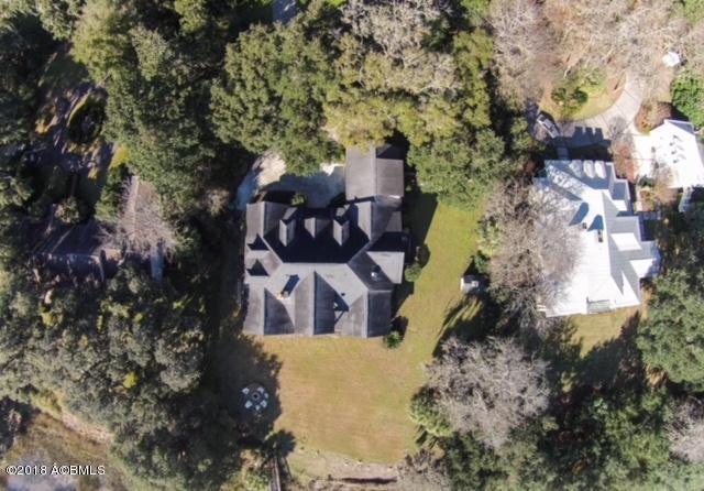 14 Tuxedo Drive, Beaufort, SC 29907 (MLS #151038) :: RE/MAX Island Realty