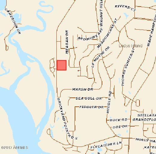 310 Brickyard Point Road S, Beaufort, SC 29907 (MLS #154485) :: RE/MAX Coastal Realty