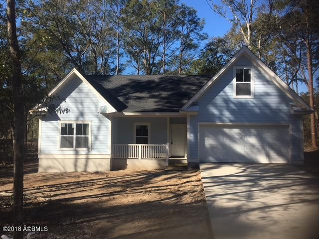 113 Middle Road, Beaufort, SC 29907 (MLS #155264) :: Marek Realty Group