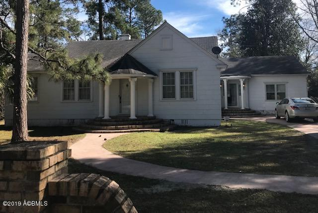 607 Lightsey St Extension, Hampton, SC 29924 (MLS #159127) :: RE/MAX Coastal Realty