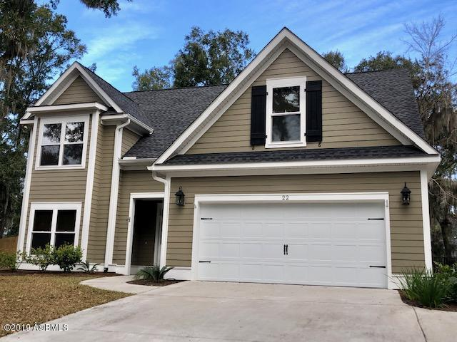 22 Laughing Gull Drive, Beaufort, SC 29907 (MLS #160389) :: RE/MAX Coastal Realty