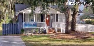 2407 Allison Road, Beaufort, SC 29902 (MLS #161620) :: RE/MAX Coastal Realty