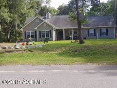 89 Marsh Drive, Lady's Island, SC 29907 (MLS #164506) :: MAS Real Estate Advisors