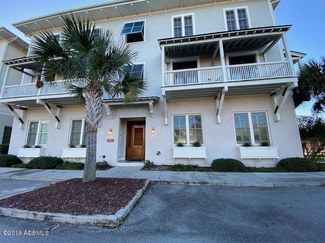 2 Abbey Row 1B, Beaufort, SC 29906 (MLS #164587) :: MAS Real Estate Advisors
