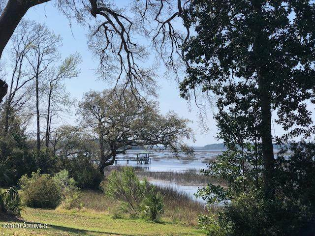 16 Seabrook Point Drive, Seabrook, SC 29940 (MLS #165556) :: Shae Chambers Helms | Keller Williams Realty
