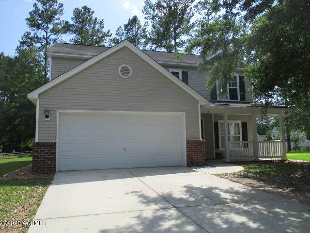 10 Longleaf Court, Bluffton, SC 29910 (MLS #166465) :: Shae Chambers Helms | Keller Williams Realty