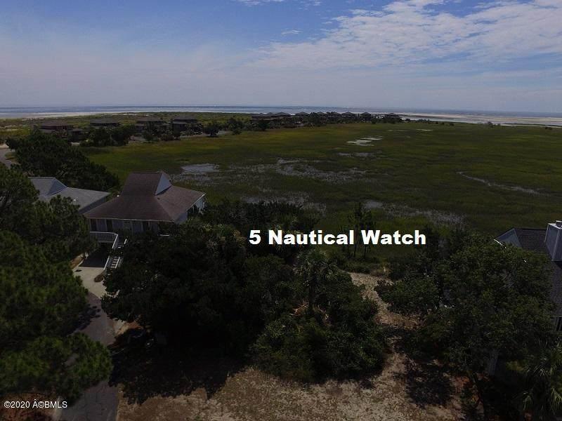 5 Nautical Watch - Photo 1