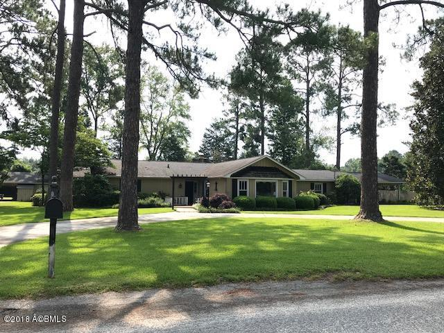520 Morrison Avenue, Estill, SC 29918 (MLS #157610) :: RE/MAX Island Realty