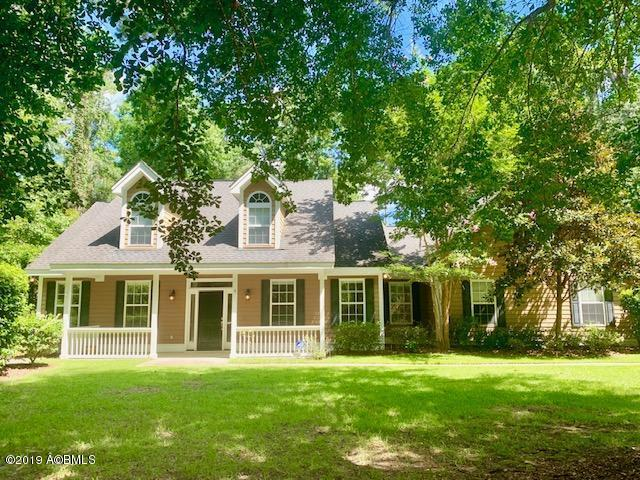 4 Winthrope Street, Beaufort, SC 29907 (MLS #161918) :: RE/MAX Island Realty