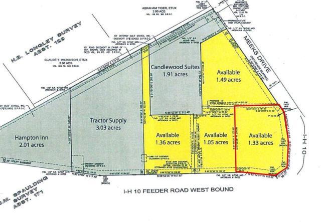 1880 Lutcher Drive, Orange, TX 77632 (MLS #168227) :: RE/MAX ONE