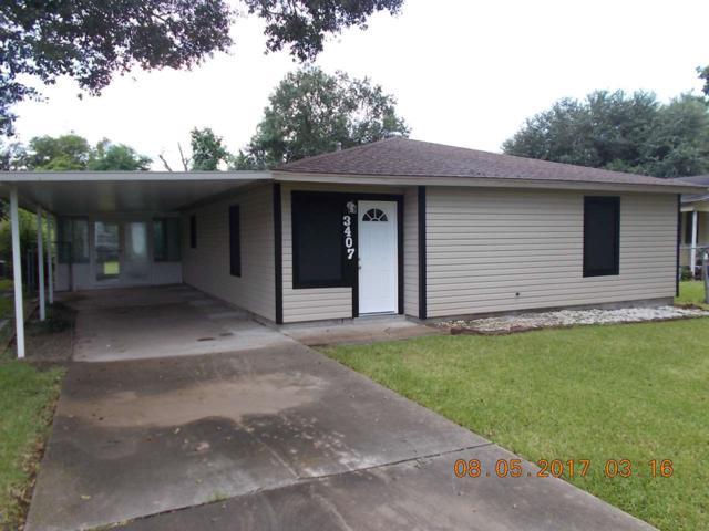 3407 Avenue D, Nederland, TX 77627 (MLS #190572) :: RE/MAX ONE