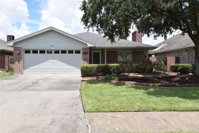 210 Cambridge Cir, Port Neches, TX 77651 (MLS #190811) :: RE/MAX ONE