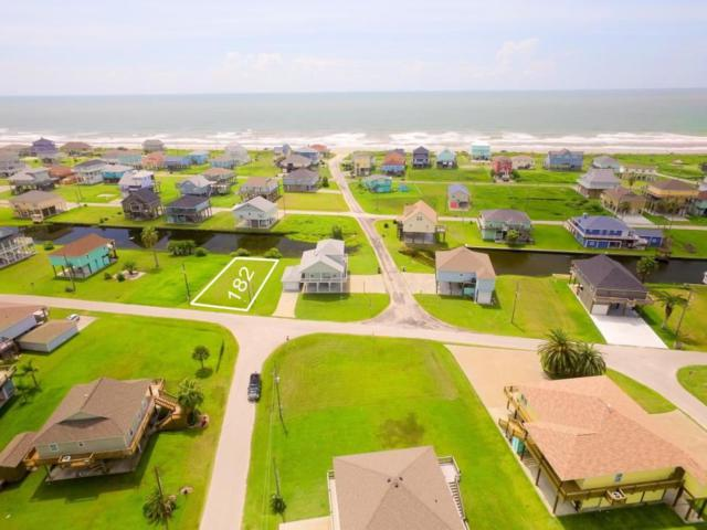 2606 Tide Dr, Crystal Beach, TX 77650 (MLS #193886) :: TEAM Dayna Simmons