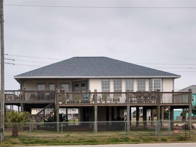 970 Gulfview Dr., Crystal Beach, TX 77650 (MLS #193958) :: TEAM Dayna Simmons