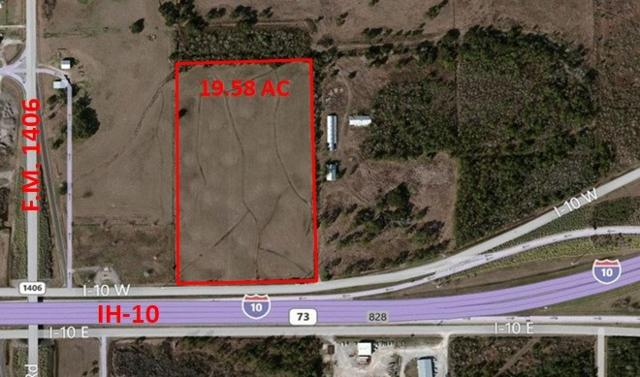 19.58 Acres Ih-10, Winnie, TX 77665 (MLS #194743) :: TEAM Dayna Simmons