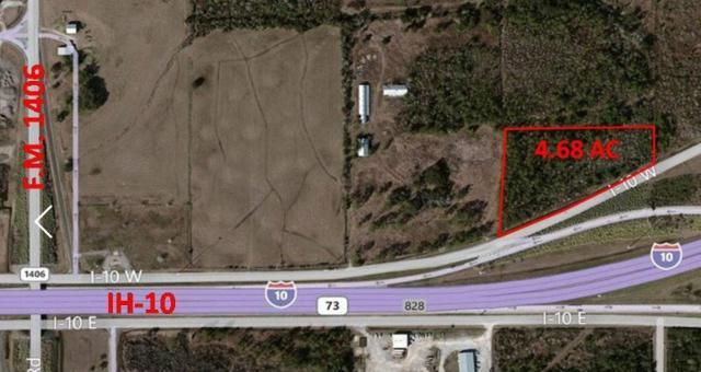 4.68 Acres Ih-10, Winnie, TX 77665 (MLS #194744) :: TEAM Dayna Simmons