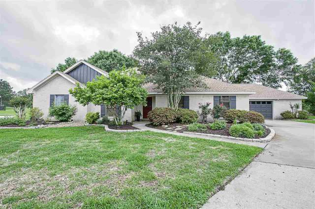 4435 Carmel Cr, Beaumont, TX 77707 (MLS #195088) :: TEAM Dayna Simmons