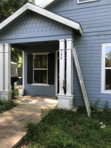 542 Horn, Lumberton, TX 77657 (MLS #195128) :: TEAM Dayna Simmons