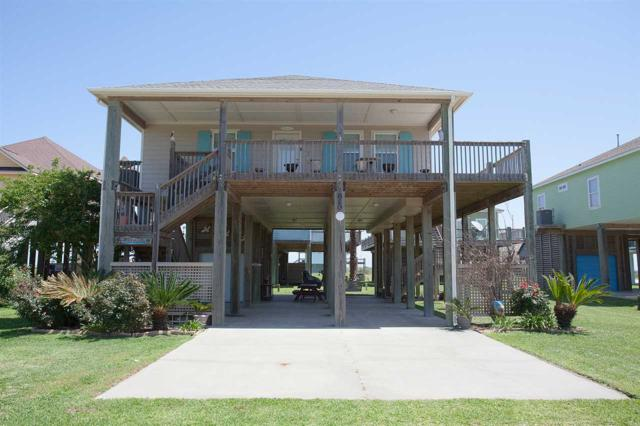 820 Sandollar, Crystal Beach, TX 77650 (MLS #195336) :: TEAM Dayna Simmons