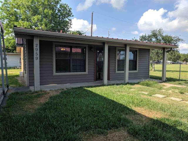 2959 Manning, Port Arthur, TX 77640 (MLS #195942) :: TEAM Dayna Simmons