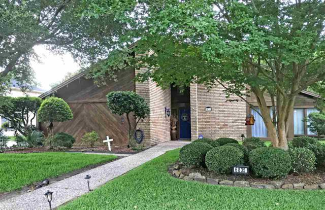 6835 Saratoga Cir, Beaumont, TX 77706 (MLS #196168) :: TEAM Dayna Simmons