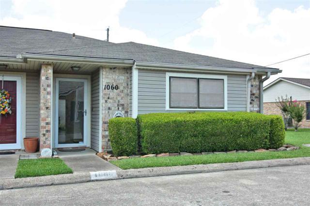 1060 Sunmeadow, Beaumont, TX 77706 (MLS #196273) :: TEAM Dayna Simmons