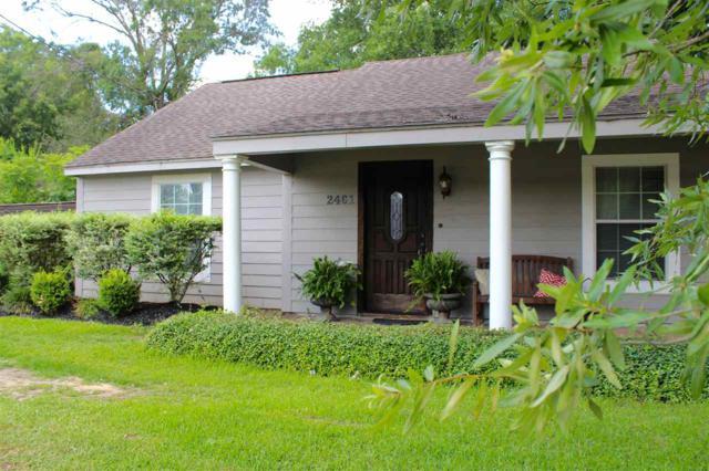 2461 W Lucas Drive, Beaumont, TX 77706 (MLS #196330) :: TEAM Dayna Simmons