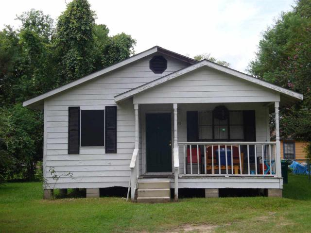 795 N 2nd Street, Silsbee, TX 77656 (MLS #196367) :: TEAM Dayna Simmons