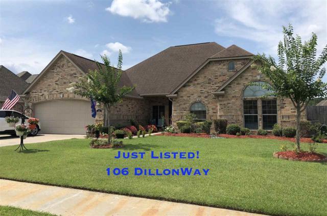106 Dillons Way, Lumberton, TX 77657 (MLS #196370) :: TEAM Dayna Simmons