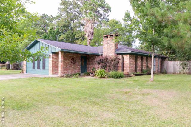 119 Carriage Lane, Silsbee, TX 77656 (MLS #196600) :: TEAM Dayna Simmons