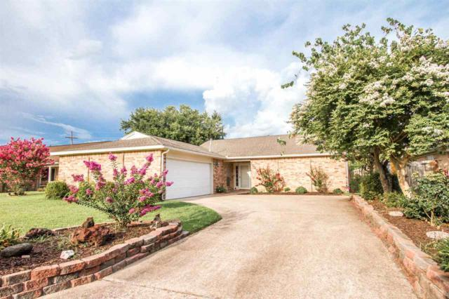 1026 Meadowland, Beaumont, TX 77706 (MLS #196616) :: TEAM Dayna Simmons