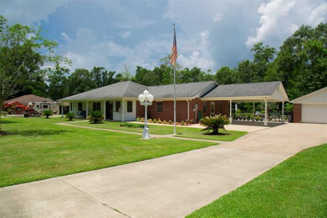 8592 Creek Rd, Orange, TX 77630 (MLS #196640) :: TEAM Dayna Simmons