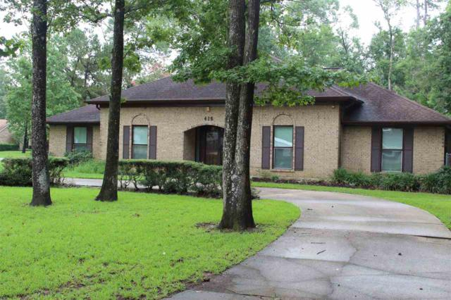 415 Piney Point Drive, Sour Lake, TX 77659 (MLS #196727) :: TEAM Dayna Simmons