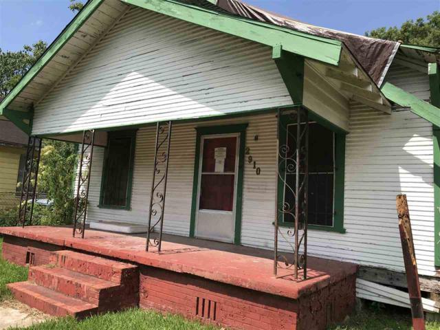2910 Avenue B, Beaumont, TX 77701 (MLS #197063) :: TEAM Dayna Simmons