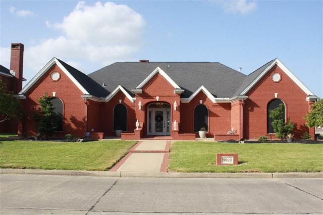 8000 Eyre Dr., Port Arthur, TX 77642 (MLS #197111) :: TEAM Dayna Simmons