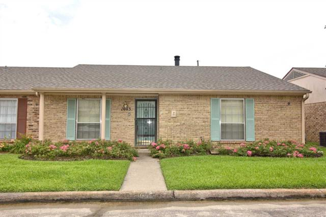 1085 Sunmeadow, Beaumont, TX 77706 (MLS #197281) :: TEAM Dayna Simmons
