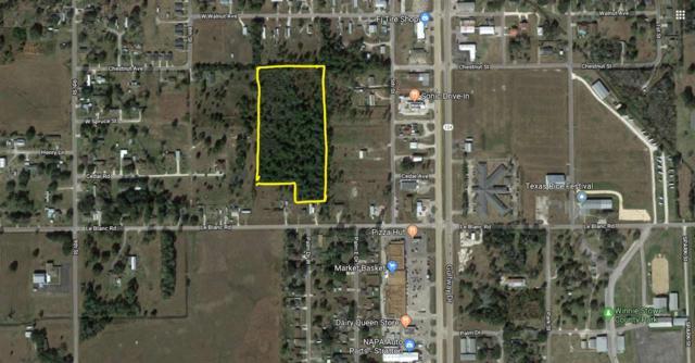 10 Acres 6th Street, Winnie, TX 77665 (MLS #197407) :: TEAM Dayna Simmons
